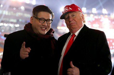 Трамп может встретиться с Ким Чен Ыном в Швейцарии