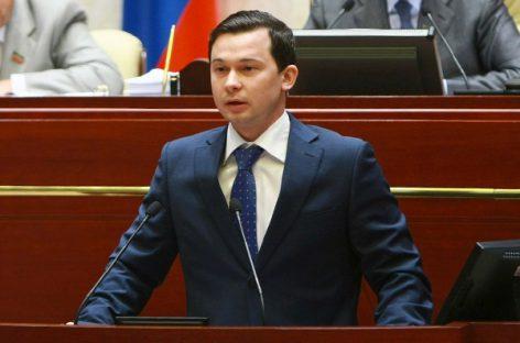 Лауреат конкурса «Лидеры России» возглавит департамент в политуправлении «единоросов»