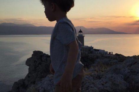 Трогательный пост Шепелева, посвященный сыну