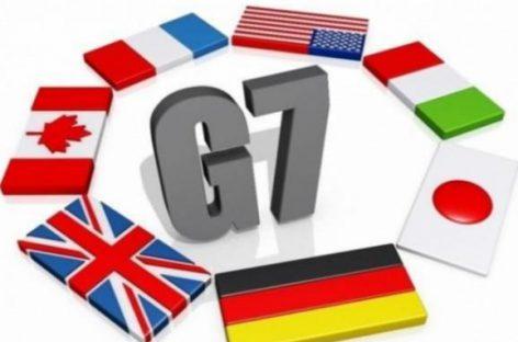 «Большая семерка» ждет ответа России по делу Скрипаля