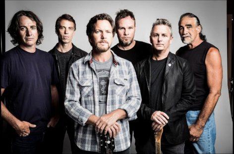 Pearl Jam о новом диске