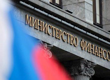В Минфине готовятся ослаблять влияние антироссийских санкций
