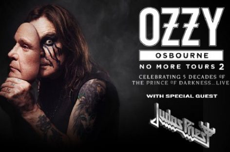 «No More Tours 2»: Оззи Осборн и Judas Priest