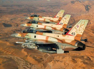 Сирийские ПВО отразили налет израильской авиации