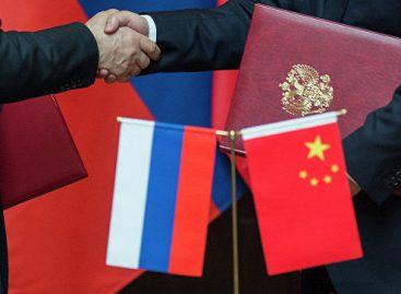 Россия предложит Китаю новые формы торгового сотрудничества