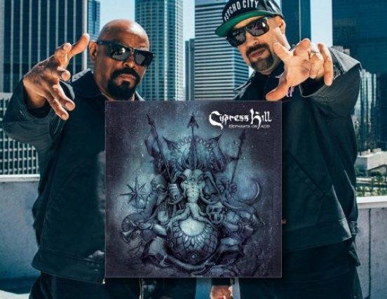 Cypress Hill представили новый диск!