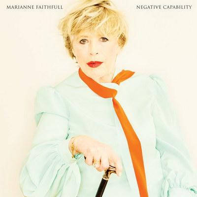 Марианна Фэйтфулл выпустила альбом «Negative Capability»