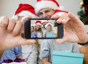 Смартфон – лучший подарок к Новому году!