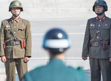 Южная и Северная Кореи проверяют результаты демилитаризации границ