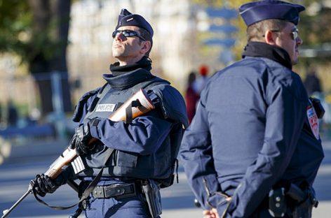 Во Франции задержаны 22 члена ОПГ