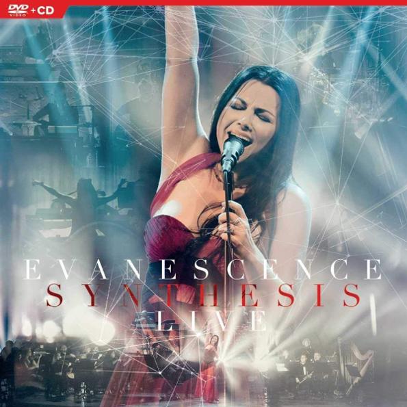 Evanescence представили новый концертник!