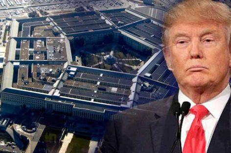 Трамп одобрил выделение $750 млрд для Пентагона