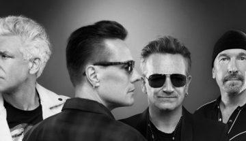U2 возглавили еще один рейтинг 2018 года