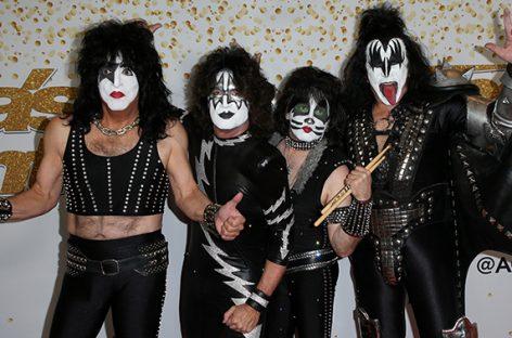 Kiss выступят на частной вечеринке в Whisky A Go Go