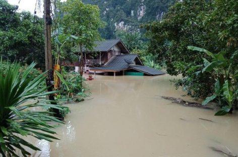 Приближающийся шторм в Таиланде: чего ожидать от стихии?
