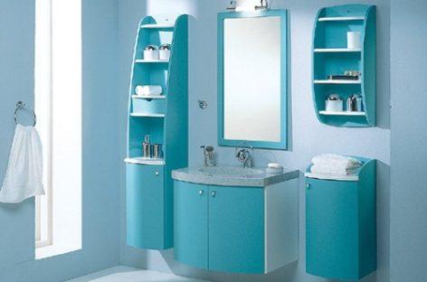 Простые советы по выбору мебели для ванной комнаты