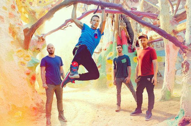 Coldplay вернутся в студию звукозаписи