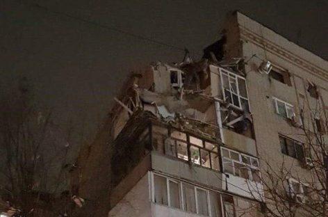 Последние данные взрыва в доме в городе Шахты