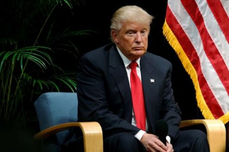 Трамп сетует на свою работу