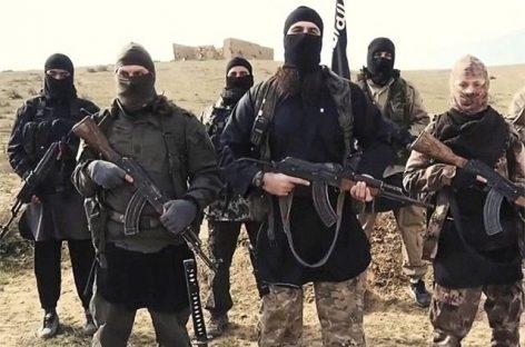 Госсекретарь США предположил перегруппировку ИГИЛа