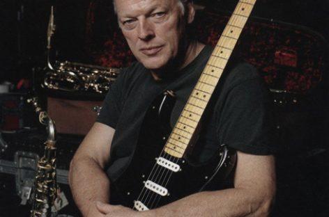 Дэвид Гилмор продаст 120 гитар на аукционе