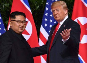 Трамп рассказал, чего ожидает от второго саммита с КНДР