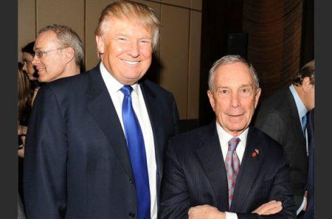 Бывший мэр Нью-Йорка намерен потратить $500 млн, чтобы Трамп вновь не стал президентом