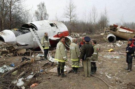 В британской лаборатории продолжают исследовать обломки самолета Ту-154М Качиньского