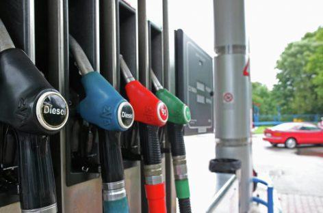 Цены на бензин заморожены до 1 июля