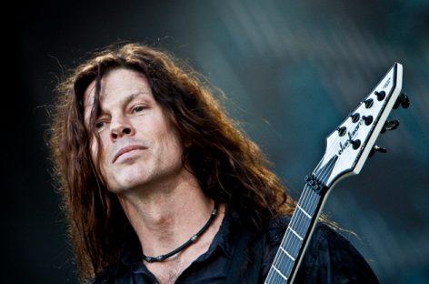 In Flames берут на гастроли гитариста Криса Бродерика