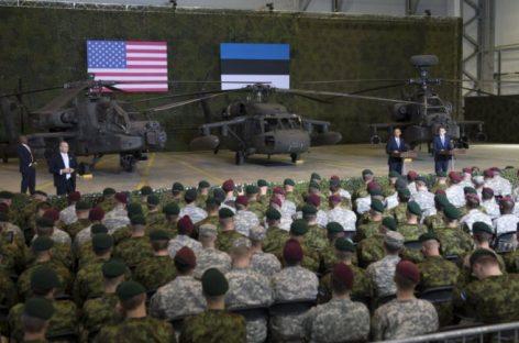 Эстония жаждет военного присутствия США в Балтии