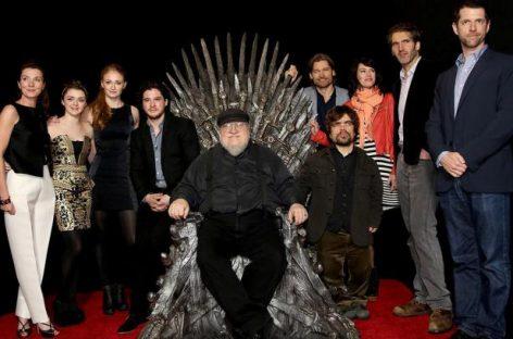 Джордж Мартин о сериале «Игры престолов»: «Я знаю, что это конец, но не для меня»