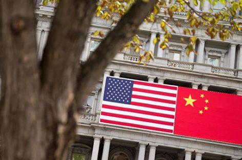 Канада и США обсудили китайско-американские торговые отношения