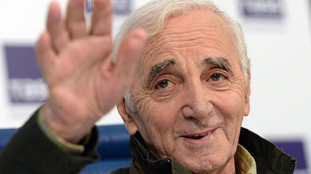 95 лет со дня рождения Шарля Азнавура