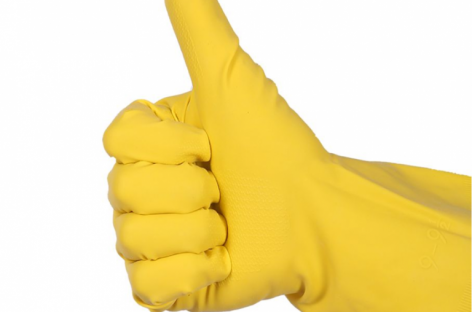 Хозяйственные перчатки: защищаем руки правильно!