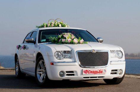 Заказ свадебного авто с водителем: выбираем компанию!