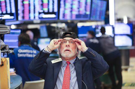 Торговая война США и Китая отразилась на американских фондовых биржах