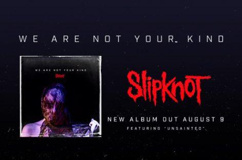 Кори Тейлор рассказал о новом альбоме Slipknot