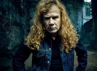 Вокалист Megadeth борется с онкологией