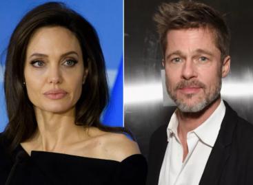 Джоли и Питт достигли консенсуса