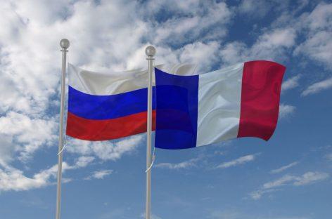 Во Франции выступили за расширения сотрудничества с Россией