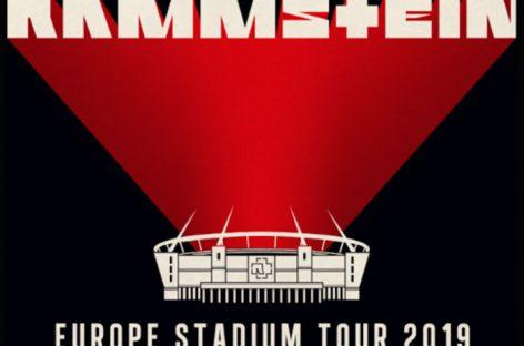 Rammstein сегодня порадует российских фанатов!