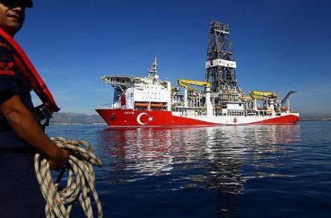 Турция продолжит буровые работы в восточной части Средиземного моря, не смотря на санкции ЕС
