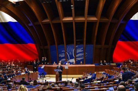 Володин считает нелогичным требования ПАСЕ к России об уплате взносов за период отсутствия