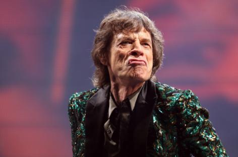 День рождения лидера The Rolling Stones