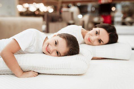 Подушка для здорового сна: советы по выбору
