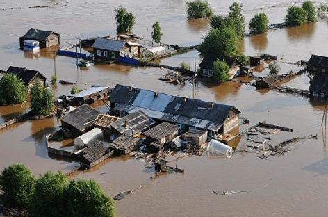 Подсчитаны пострадавшие от паводков в Иркутской области