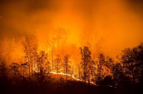 Пожары не утихают в Сибири