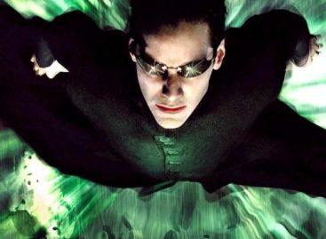 Киноманов ждет новая «Матрица»!