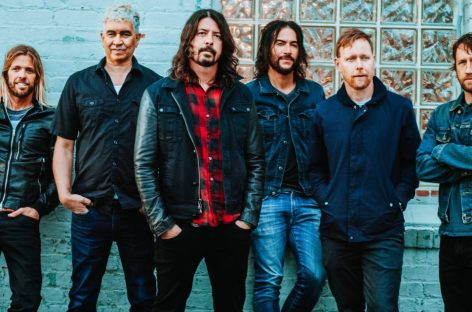 Foo Fighters представят новый диск в 2020 году